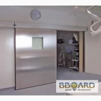 Двери для чистых помещений (стерильные)