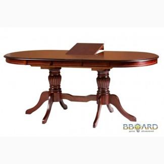 Стол обеденный, раскладной Анжелика 1.5м