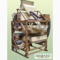 Продам очищающе-калибрующую машину ОКМФ