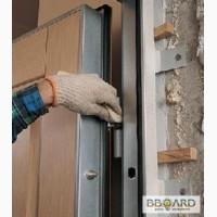 Ремонт металлических и деревянных дверей