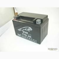 Гелевые аккумуляторы 12в9а YT9L-BS для мотоцикла и скутера