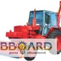 Выполним земляные работы трактором ЮМЗ-петушок.