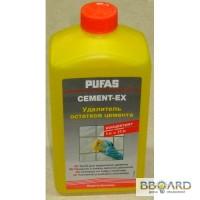 Удалитель остатков цемента с плитки Pufas Cement-EX