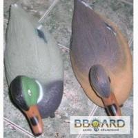 Продам подсадных пластиковых уток для охоты