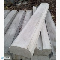 Перила из бетона, бетонные перила