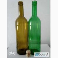 Бутылки для вина от 10 грн/шт