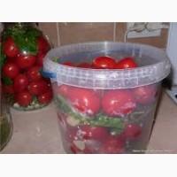 Ведра, контенеры для засолки овощей