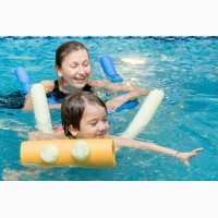 Плавание для детей от 2 месяцев