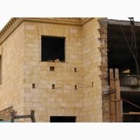 Cтроительство домов и гаражей из ракушняка