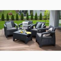 Садовая мебель Corfu Quattro Set