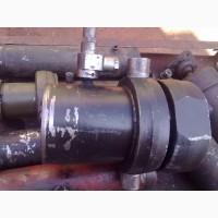 Гидроцилиндр подъема кузова КамАЗ (6520-8603010-06) 6-ти штоковый