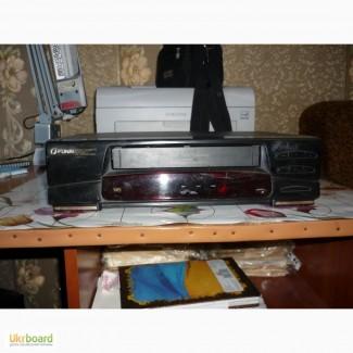 Видеомагнитофоны FUNAI и SAMSUNG
