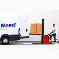 Доставка посылок Meest из-за границы и по Украине