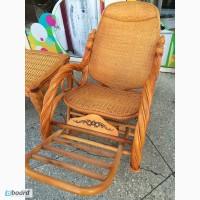 Кресло-качалка из натурального ротанга RF-008