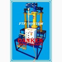 Фильтр очистки растительного масла. «DANKER». Линия фильтрации растительного масла