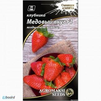 Семена клубники «Медовый вкус» F1 - 0, 01 грамм