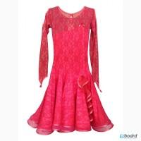 Платья для бальных танцев для девочек - бейсики