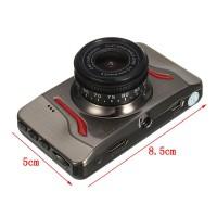 Oncam t611 автомобильный видеорегистратор 3.0 видео камера full hd1080p g-сенсор