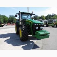 Трактор колесный John Deere 8345 R 2010 г.в., регист. 2011г.наработка-6070м/ч