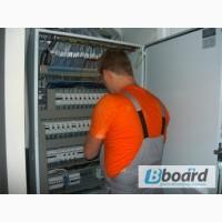 Монтаж электрических сетей