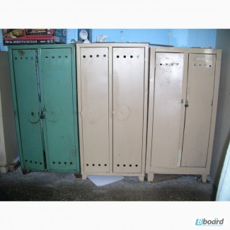 Продам шкаф металлический б/у
