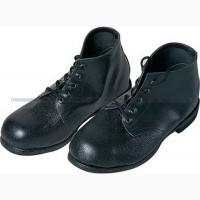 Ботинки юфть-кирза, новые, для работы. 41 р