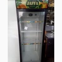 Продам шкаф б/у холодильный стекло