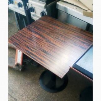 Столи і стільці для кафе-бару б/у