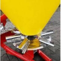 Цены выгоднее продажа нового разбрасывателя удобрений Jar Met 500 кг, 650 кг, 1000 кг