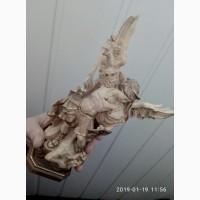 Реставрация изделий из керамики и фарфора, реставрация скульптуры