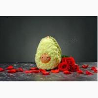 Мягкая игрушка авокадо (20, 30, 45 см). Плюшевая подушка авокадо. Тренд 2019