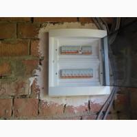 Електромонтаж заміна електропроводки