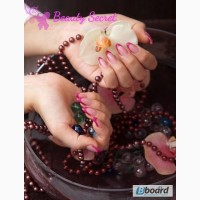 Наращивание ногтей в студии маникюра на м. Левобережная, Киев