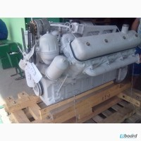 Новый двигагатель ЯМЗ-238М2-5 на МАЗ-55513, МАЗ-55514