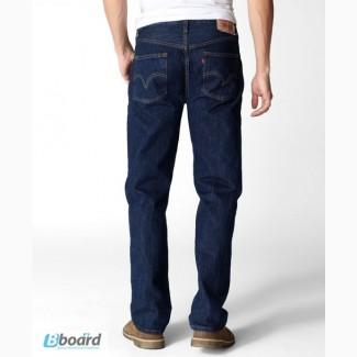 Джинсы Levis 501 Original Fit Jeans - Rinsed