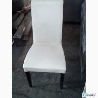 Продам белые стулья бу для кафе