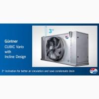 Кубические воздухоохладители CUBIC Vario