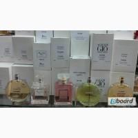 Тестера парфюмерии известных брендов