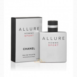 Купить Мужские Духи Chanel - Allure Homme Sport EDT 100 мл