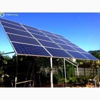 Солнечная электростанция мощностью 20 кВт – «под ключ»