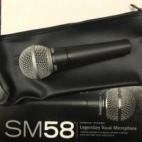 Вокальный микрофон Shure SM58-LC