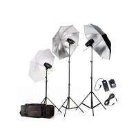 Набор студийного света MiniMaster Godox 150 KIT-3