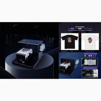 Текстильный планшетный принтер TOPPARTS на базе Epson A4 L805