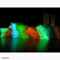 Светящийся порошок (люминофор) ТАТ 33 - яркость свечения колоссал