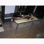 Кухонные стеклянные столы с фотопечатью от производителя в Кривом Роге