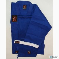 Кимоно дзюдо синее тм Wolf