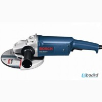 Аренда. Угловая шлифмашина (болгарка) Bosch Professional GWS 20-230 H