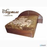 Кровать деревянная с прикроватными тумбами от производителя
