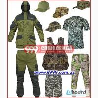 Камуфлированная одежда для активного отдыха