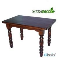 Купить мебель, Стол 120 х 75 см. на 4-х ножках